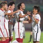 《明治安田J1》第23節 鹿島連勝、5位浮上 湘南に2-1