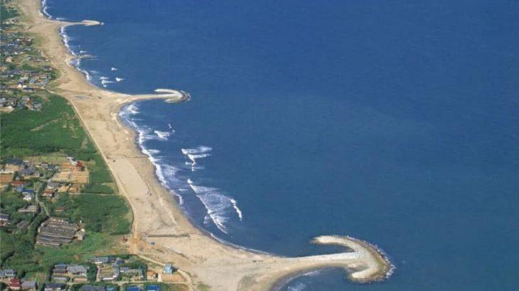 【速報】ヘッドランドで釣りの男性流され死亡 茨城・鹿嶋の海岸