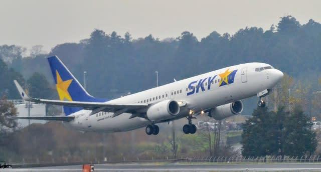 スカイマーク、8月17日以降に15路線383便を運休