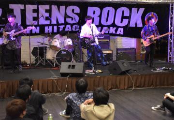 全国10組、熱い演奏 茨城・ひたちなかでティーンズロック 高知のバンドがグランプリ