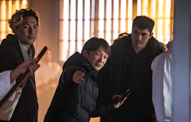 新スネークアイズ俳優、るろうに剣心ファンだった!谷垣健治の殺陣は「唯一無二」