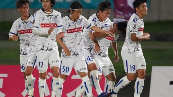 《明治安田J2》第25節 水戸、攻めて完勝 琉球に1-0