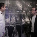 松村監督、茨城・阿見町が制作 予科練生の経験、再現ドラマに 戦争の記憶、継承