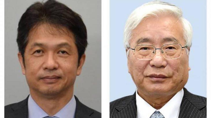 【速報】茨城県知事選告示 現職・大井川氏と新人・田中氏が届け出