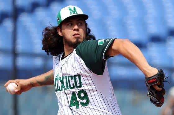 オリックス、五輪メキシコ代表の右腕バルガス獲得 背番号59「貴重な機会に感謝」