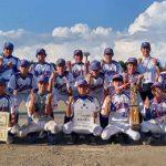 嘉手納男子、ソフトボール3位 全国中学校体育大会