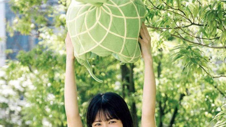 山口めろん衝撃!メロン脱いだ「茨城県民にはバレないようにしたいです(笑い)」