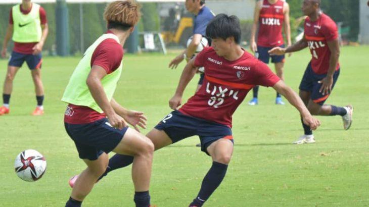 鹿島、敵地で先勝を ルヴァン杯準々決勝 1日、名古屋戦