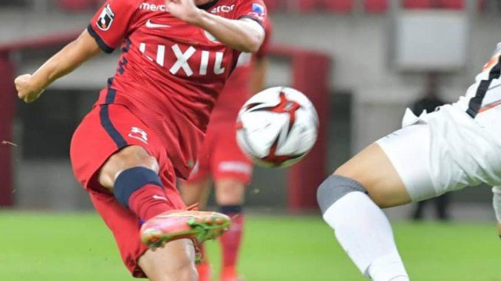 《YBCルヴァン杯》鹿島、4強ならず 名古屋に完敗