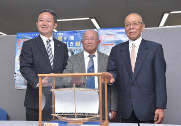 サントリー地域文化賞 帆引き船保存が受賞 霞ケ浦 技術伝承を評価