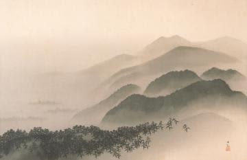 茨城県五浦美術館企画展「ひろがる墨」振り返る 表情自在感じる色彩