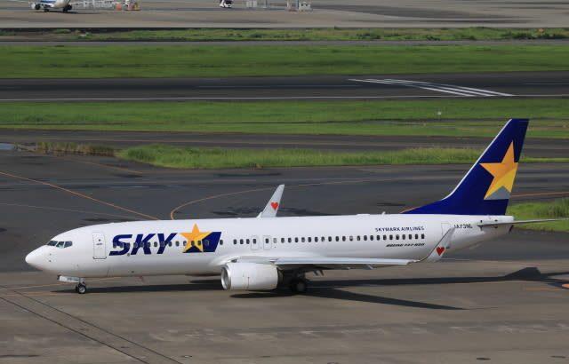 スカイマーク、10月に18路線1,454便を運休・減便