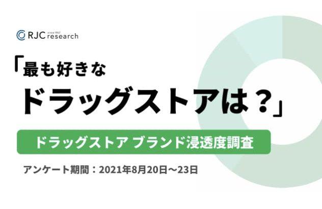 【ドラッグストア調査】九州・沖縄エリアの認知率のトップはマツキヨ84.6%/2位はコスモス58.2%
