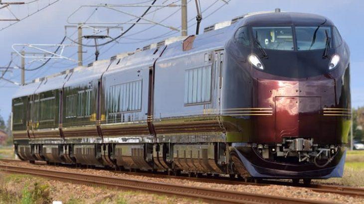豪華列車「なごみ(和)」運転など JR東日本水戸支社と茨城県が「いばらき秋季観光キャンペーン」
