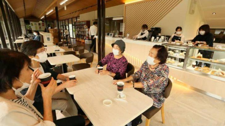 茨城県立歴史館 常設カフェ誕生 「館内で休める場」提供