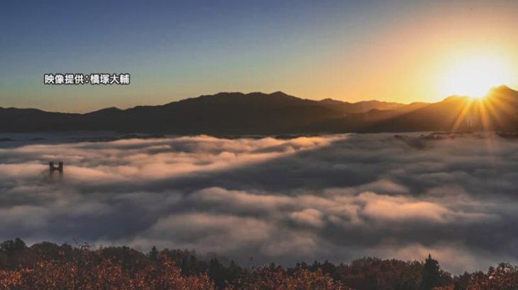 今だけ見られる秋の絶景…花のじゅうたん・丘いっぱいのコキア・神秘的な雲海