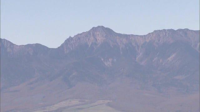 八ヶ岳や南アルプスで単独登山の遭難相次ぐ 1人は無事発見