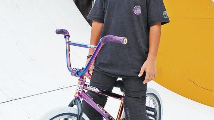 東俣野小松浦君 自転車競技の大会で活躍 LA五輪出場狙う